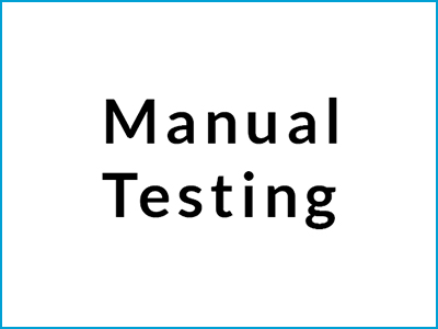 ManualTesting Online training